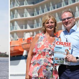 CEO - Publisher CRUISE & STYLE® / LUX & STYLE®  Travel & Lifestyle magazines-Newsletters-Websites BECKX MEDIA